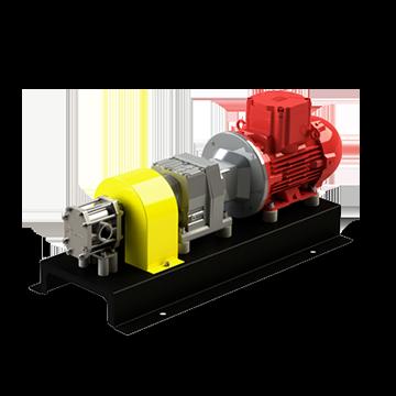 Oberdorfer Pumps Range