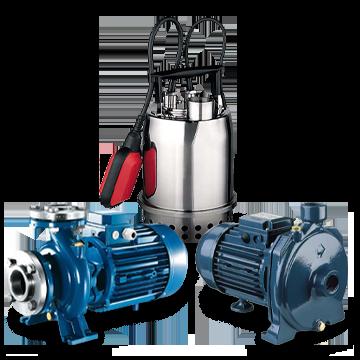 Ebara Pumps Products Range
